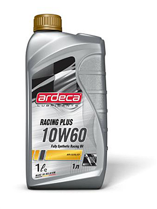 RACING PLUS 10w60 | Ardeca Lubricants USA